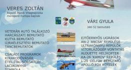 III. Baracs-Kisapostag Repülőnap