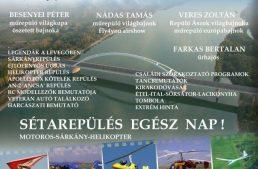 II.Baracs-Kisapostag repülőnap
