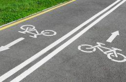 Kerékpárút ünnepélyes átadása