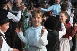 Közel ötszázan táncoltak a baracsi fesztiválon