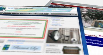 Megújul Baracs Község Önkormányzata hivatalos honlapja