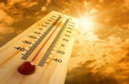II. fokú hőségriasztás