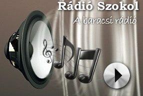 Rádió Szokol Baracs, egy hang a csend után!