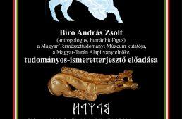 Magyar őstörténet a természettudományok tükrében