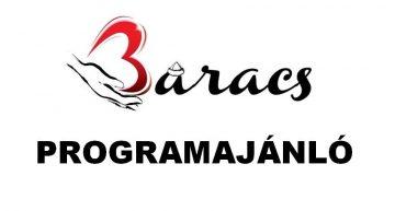 Májusi programok Baracson