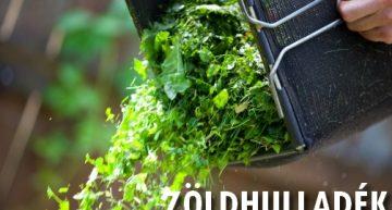 Tájékoztató zöldhulladék gyűjtéséről