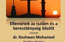 Ellentétek az iszlám és a kereszténység között – előadás