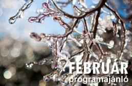 Februári programok Baracson