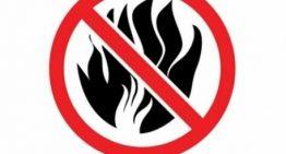 Országos tűzgyújtási tilalom