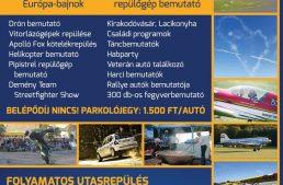 5. Baracs-Kisapostag Repülőnap