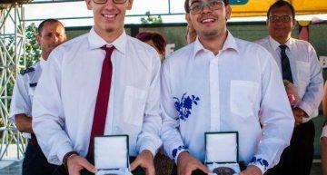 Baracs Község Ifjúsági díjazottjai