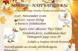 Márton-napi Batyus Bál