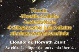 Bevezetés a csillagok világába I.