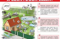 Már most védekezzen a szúnyogok ellen!