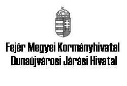 Dunaújvárosi Járási Hivatal nyitva tartása