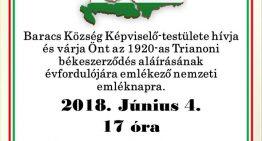 Nemzeti Összetartozás Napja 2018