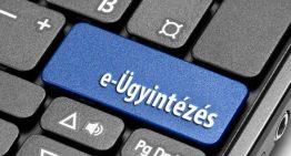 Tájékoztató az elektronikus ügyintézés kötelező igénybevételéről
