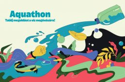 Aquathon ötletverseny felhívása egyetemistáknak, főiskolásoknak