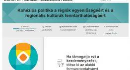Európai polgári kezdeményezés – online támogatás