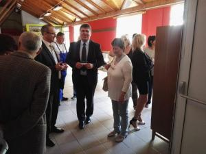2017. 05. 18. Baracs Faluház felújítási munkáinak készre jelentése, átadása képekben