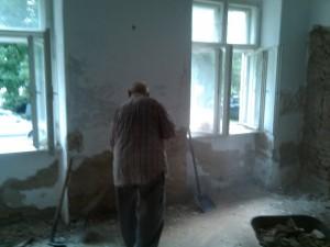 2016. 07. 30. Társadalmi munka a leendő Tájház múzeumban